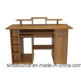 Do painel barato do projeto simples do atacadista mesa de madeira do computador