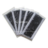 Towers Pattern를 가진 일체 성형 Package Black Nonwoven Face Mask