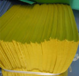 Nonwoven del punzone dell'ago della viscosa e del poliestere per pulizia