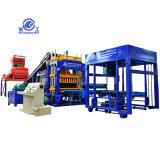 Bloco quente do tijolo do baixo preço da venda de China que faz a máquina do bloco de cimento da cor da máquina Qt5-15