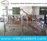 Fase di alluminio del fascio con il coperchio del tetto per la promozione esterna