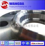 Borde forjado grande del cuello de la autógena del acero de carbón de la talla ASME B16.47