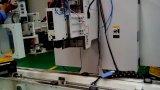Chinesisches Holz, das CNC-Engraver und Schnittmeister Arbeits ist