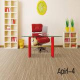 Apirl-4 Calibre 1/10/Casa Hotel/Oficina bucle alfombra Jacquard montón de alfombras de nylon con PVC Mosaico de vuelta /W Paño Non-Woven grueso