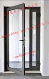 二重ガラスアルミニウムドアかアルミ合金のドア