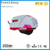 Gamerのための2015高品質Adjustable Dpi Optical Gaming Mouse