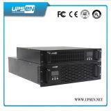Het elektronische Type UPS van Rek van de Omzetting van de Apparatuur Dubbele Online