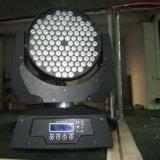 段階の照明RGBW 4in1 LED洗浄ライト108X3w LED移動ヘッドライト