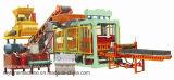 Automatischer Pflasterung-/Straßenbetoniermaschine-Block, der Maschine Qt6-15 herstellt