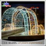 IP65 LED de Navidad Twinkle luces de luz LED String Arch