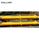 Reach Stacker Long Stroke Chromed Multistage Oil Hydraulic Cylinder