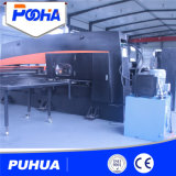 Машина пунша башенки CNC стальной плиты гидровлическая для сбывания