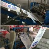 Taglio automatico e macchina per cucire per il sacchetto tessuto pp