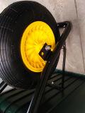 Carrinho de mão de roda grande forte do Wheelbarrow