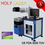 Botões de plástico de alta qualidade de impressão a laser de CO2 a máquina