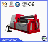 Machine de plaque du rouleau W12S-8X2500 4 de dépliement en acier et de roulement