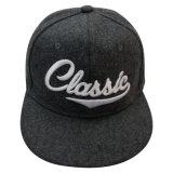 Sombrero de encargo de la manera con la insignia Sk1608