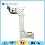 Z Transportador elevador de cucharón Material para la elevación de la máquina