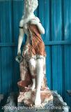 По вопросу о торговле великолепное качество красивые леди фонтан с дешевой цене статуя скульптура
