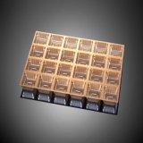 高品質のマイクロコンピューター制御プラスチックファーストフードボックスThermoforming機械