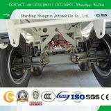 Autocisterna del combustibile derivato del petrolio di trasporto del rimorchio del serbatoio dell'acciaio inossidabile del rifornimento della fabbrica dei 3 assi