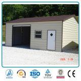 Garage poco costoso di stile del un-Blocco per grafici del metallo di disegno del baldacchino del blocco per grafici della struttura d'acciaio della Cina