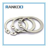 Anel de retenção do grampo de retenção DIN472 do aço inoxidável