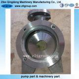 La norme ANSI Goulds 3196 Corps de pompe en acier inoxydable