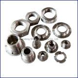 Lavorare di alluminio di precisione di CNC della parte