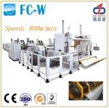 Máquina que raja del papel de tejido (velocidad, FC-W)