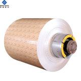 Matériel de production couleur couché ACP PVDF revêtement bobine en aluminium