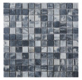 Material de construção de pedra mármore mosaico mosaicos de azulejos em paredes e pisos de mosaico de alta qualidade (MQ002G)