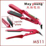 Raddrizzatore professionale dei capelli del venditore di M511top con il rivestimento di ceramica