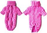 Модный кардиган пальто свитера собаки Knit руки главного качества