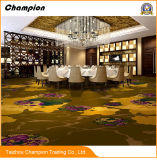 Design moderno Tapete Axminster personalizados para fins comerciais, Full-Piece tapetes tecidos