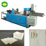 O restaurante de dobragem automática completa guardanapo de papel tissue tornando preço da máquina