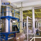 De Machine van de Raffinaderij van de Olie van de Extractie van de Olie van de Avocado van de Lopende band van de Tafelolie