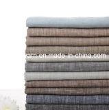 Tessuto di tela di miscela solida per l'indumento/tenda/la tappezzeria
