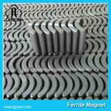 Energia libera dell'arco di figura del ferrito dei magneti di ceramica su ordinazione del motore