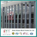 Свернутая PVC панель загородки /Steel загородки пикетчика Palisade
