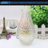 Vaas de van uitstekende kwaliteit van de Bloem van de Vaas van het Glas voor de Prijs van de Fabriek van de Decoratie van het Huis
