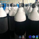 酸素のアルゴンのための卸し売り低価格40L鋼鉄シリンダー
