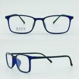 na fábrica de aço Semi plástica do estoque vender diretamente dos Eyeglasses novos da luz do projeto da forma frames óticos de Eyewear