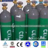 ISO/En/Ce/Tpedの承認の二酸化炭素タンク卸売が付いている8L 10Lの二酸化炭素シリンダー