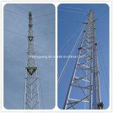 중국 공장 가격 Guyed 삼각형 통신 라디오 탑