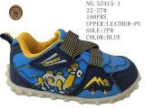 Trois couleurs Kids Sport Chaussures Chaussures de stock