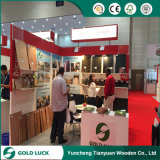 Yuncheng Tianyuan Furnierholz-Hartfaserplatte des Fabrik-Großverkauf-HDF