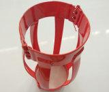 溶接された蝶番を付けられた弓ばねの包装のセントラライザーAPI 10d