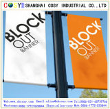Drapeau promotionnel de Blockout de drapeau de câble de PVC d'impression de Digitals