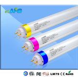 セリウム、FCCおよびRoHS Certificated T8 LED Tube 60mm-1500mm